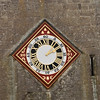 Clock on Parish Church - Painswick
