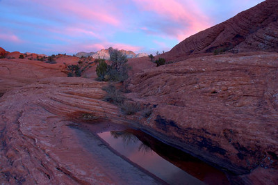 Snow Canyon, by Saint George Utah