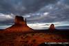 Mitten Buttes, Monument Valley Utah.
