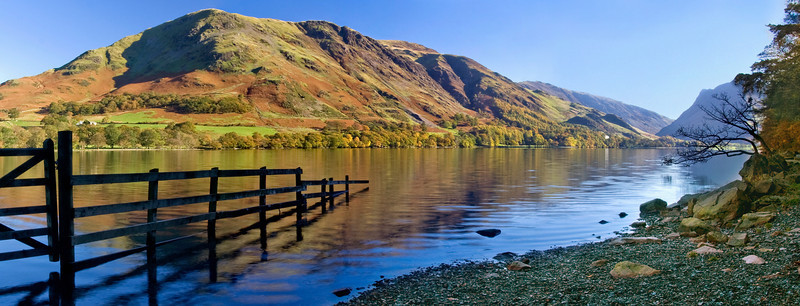 BUTTERMERE AUTUMN