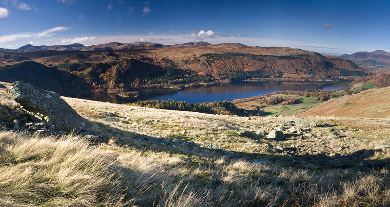 LOOKING DOWN ON THIRLMERE #3