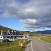 June 2012. The Aultguish Inn, on the A835 between Inverness and Ullapool, Highland, Scotland.