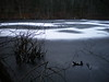 Snow Circles, Twin Pond, Lincoln, MA 2012