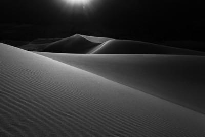 Silver Sand Scape