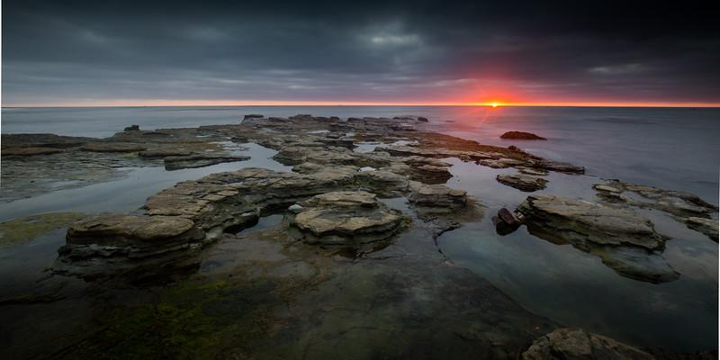 Stygian Sunset