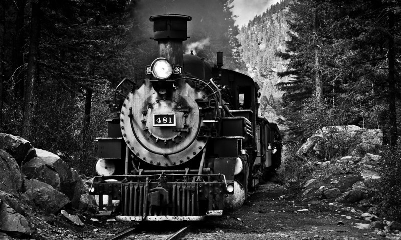Durango / Silverton -   #481