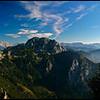 Panorama: Climbing the German Alps