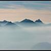 Panorama: Ocean of clouds