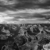 Grand Canyon, Monochrome...