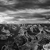 Grand Canyon, Monochrome...