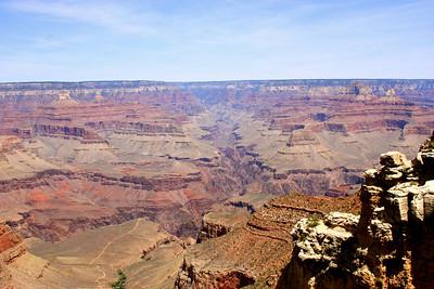 Grand Canyon National Park and Sedona, Ariz., April 30, 2012