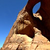 Eye of the Sun Arch, Monument Valley, Navajo Nation, USA