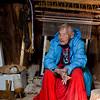 Susy the Navajo Weaver, Monument Valley, Navajo Nation, USA