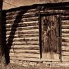 Old Log Building at Thunderbird Lodge