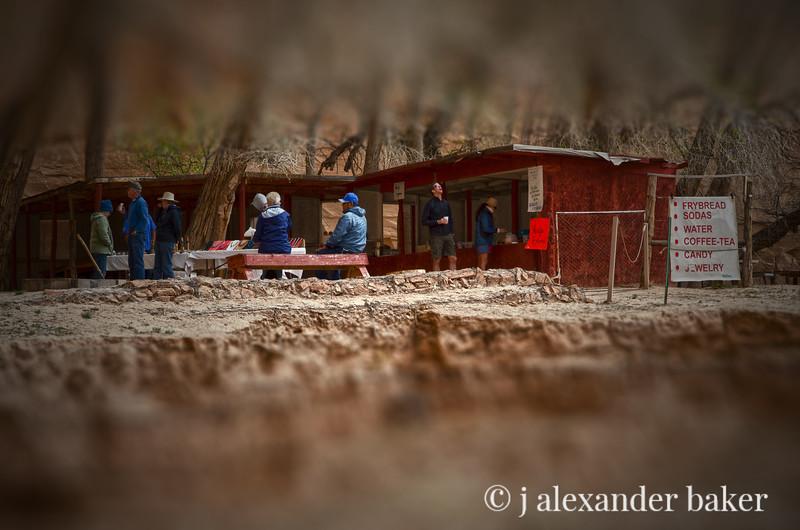 Navajo Snacks - Canyon De Chelly LOMO