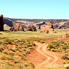 The Road Through the Valley, Monument Valley, Navajo Nation, USA