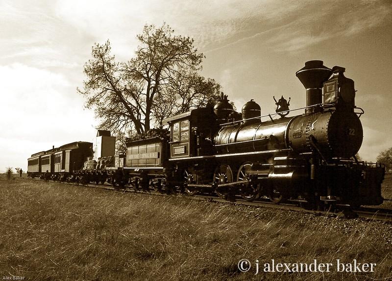 Jamestown Train