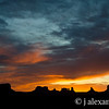 Sunrise, Monument Valley, Navajo Nation, USA