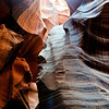 Looking up - Antelope Canyon