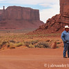 Billy the Navajo Guide, Monument Valley, Navajo Nation, USA