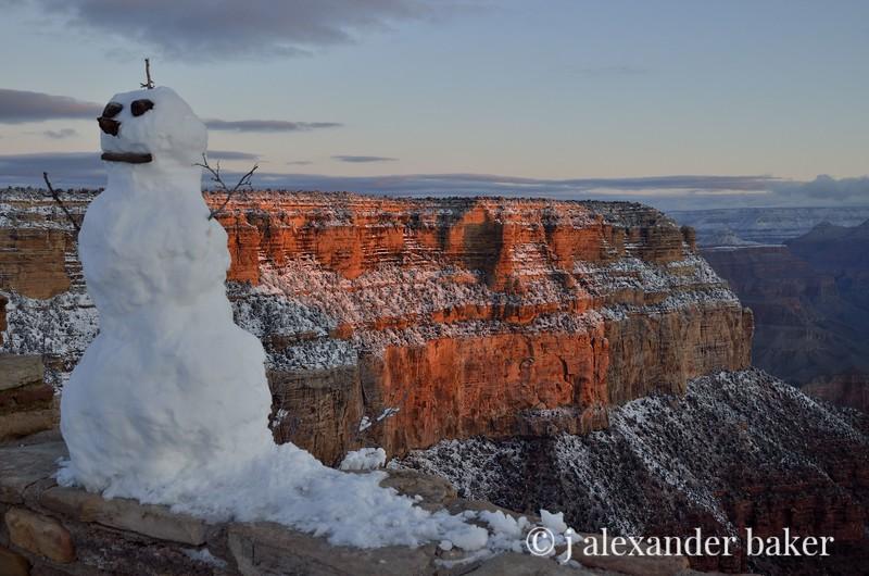 Frosty the Ranger