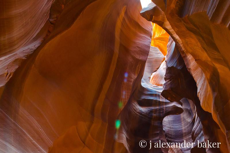 Antelope Canyon Color