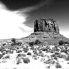 Merrick Butte, Monument Valley, Navajo Nation