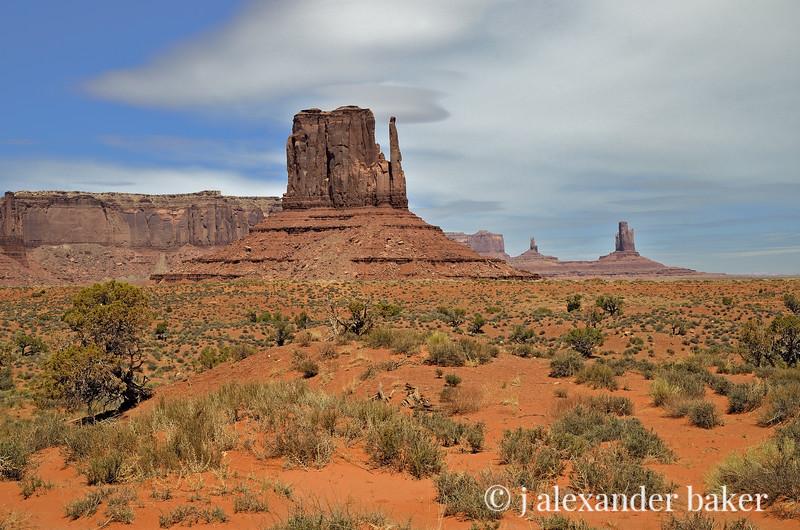 Monument Valley, Navajo Nation, USA