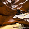 Antelope Canyon Floor