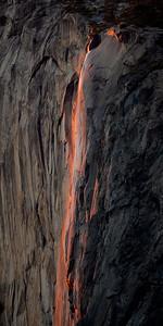 Horsetail Falls - Yosemite Firefall