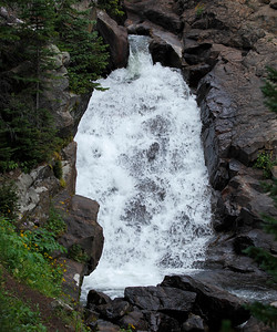 Waterfall in the Indian Peaks Wilderness Area, Colorado