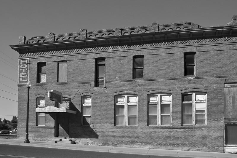 Lincoln Hotel, Harrington, WA