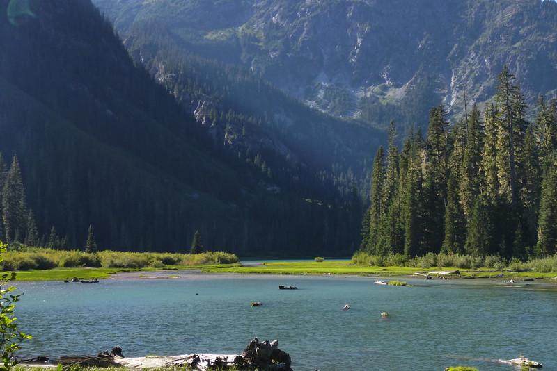 Hyas Lake, Alpine Lakes Wilderness