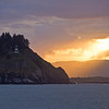 Sunrise at Cape Disappointment