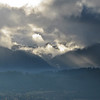 Storm Clouds over the Upper Yakima River Valley