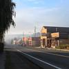 Sunrise in Roslyn