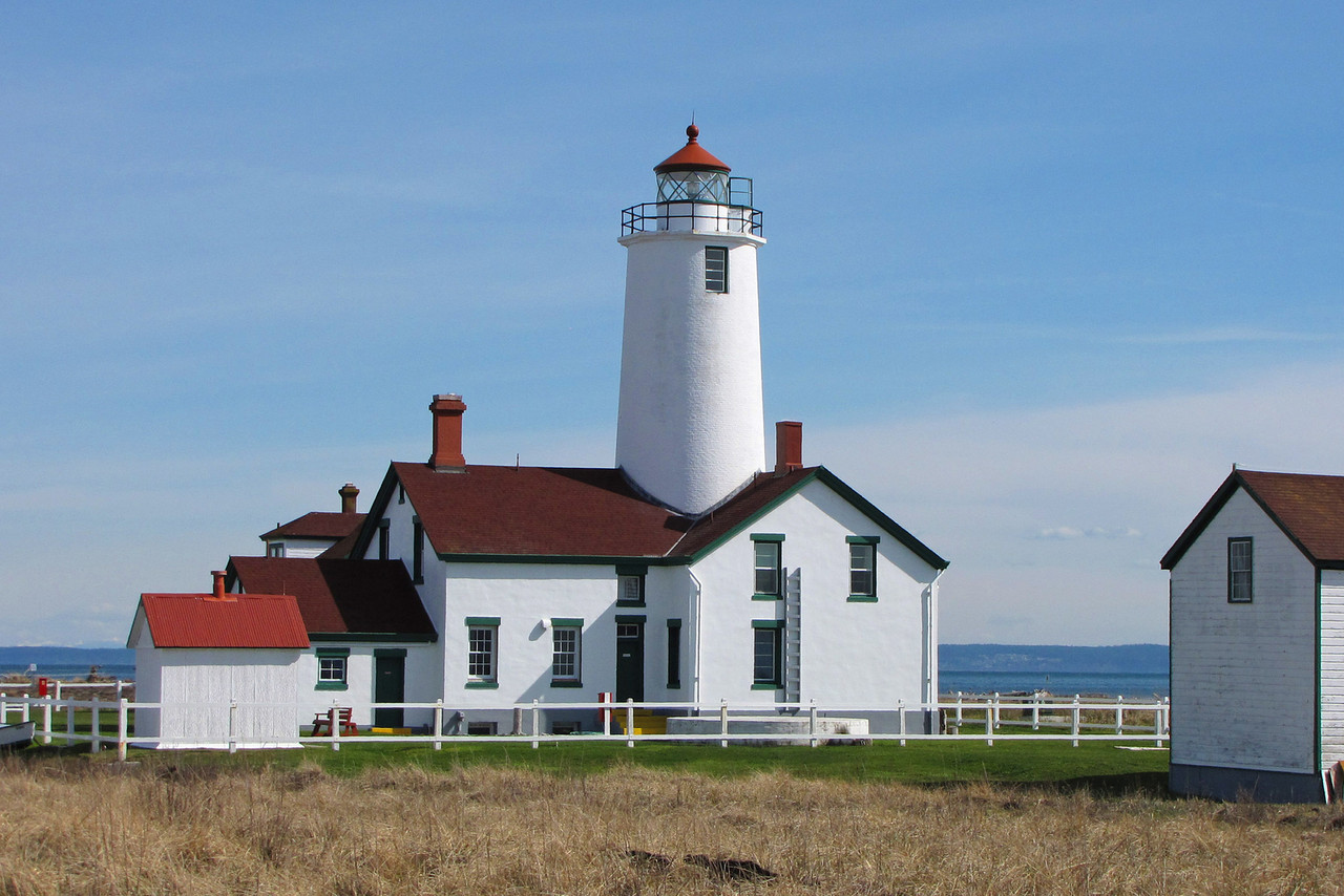 Dungeness Spit Lighthouse