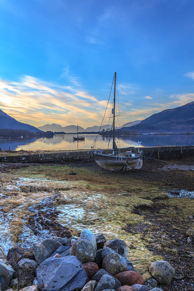Grounded - Loch leven