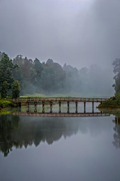 Foggy Bottom Bridge