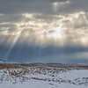 God Rays, Shell, Wyoming