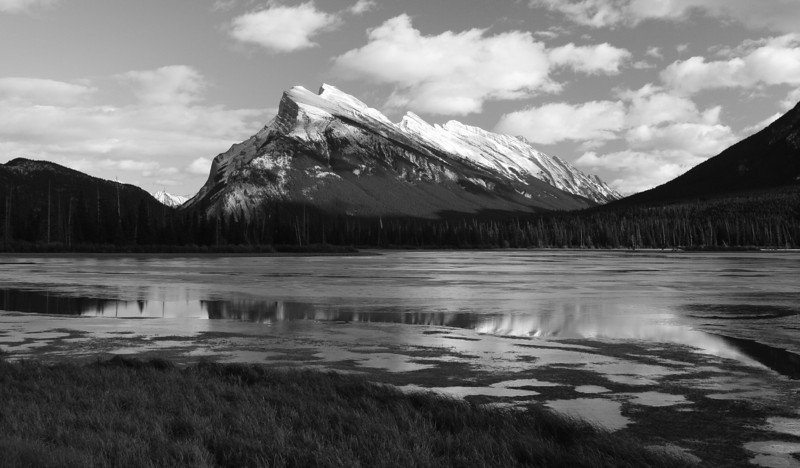 Mt Rundle - Banff
