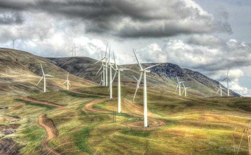 Windmills on the Columbia!!