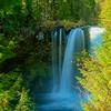 Koosah Falls on the Mackenzie