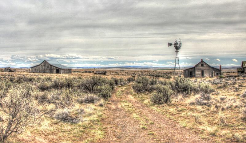 Eastern Oregon ranch