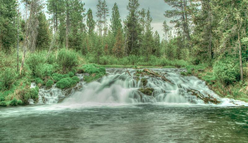 Fall River Falls
