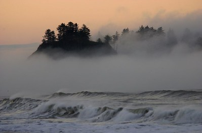 Olympic National Park, Pacific Ocean, Washington Coast 004