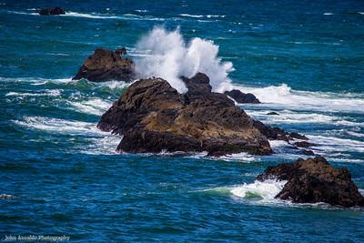 The North Coast of California