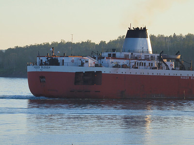 The Roger Blough Ore Boat