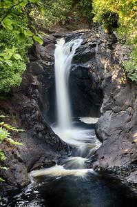 Cascade Falls at Cascade Falls State Park
