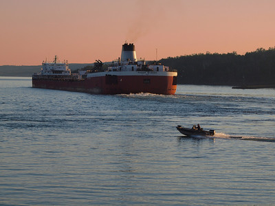 Roger Blough Ore Boat